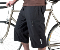 Pedal Pushers for commuting