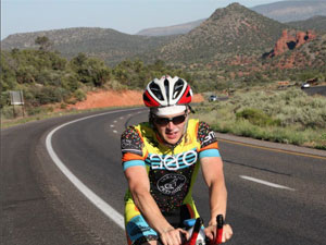 Jason Burgess Cycling Gear