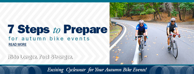 autumn bike events