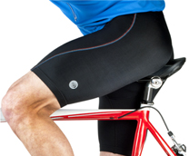all american made bike shorts