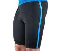 black pearl bike shorts
