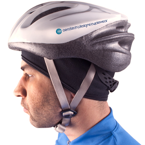 Cycling Headband is polyester/lycra