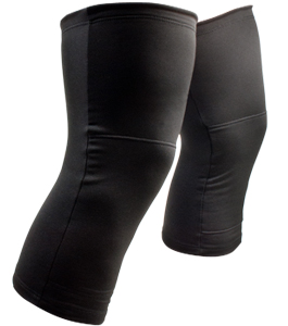 knee warmers double layer knee
