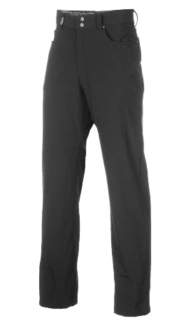 zoic downtown bicycle commuter pants front