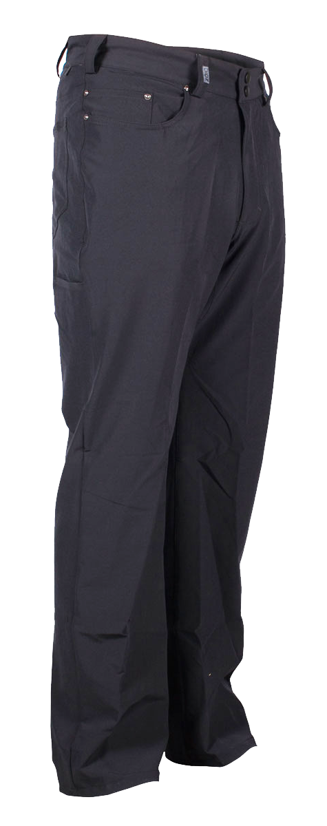 zoic downtown bicycle commuter pants side view