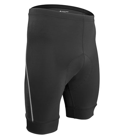 Clydesdale Padded Shorts for big men