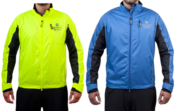 men's windbreaker running cycling jacket