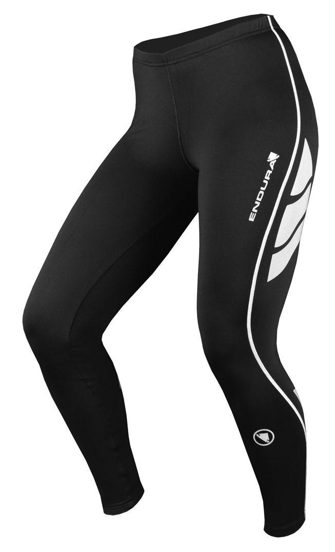 woman tight safety reflective luminite design by endura