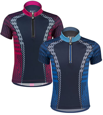 Power Tread Kid's Bike Jersey