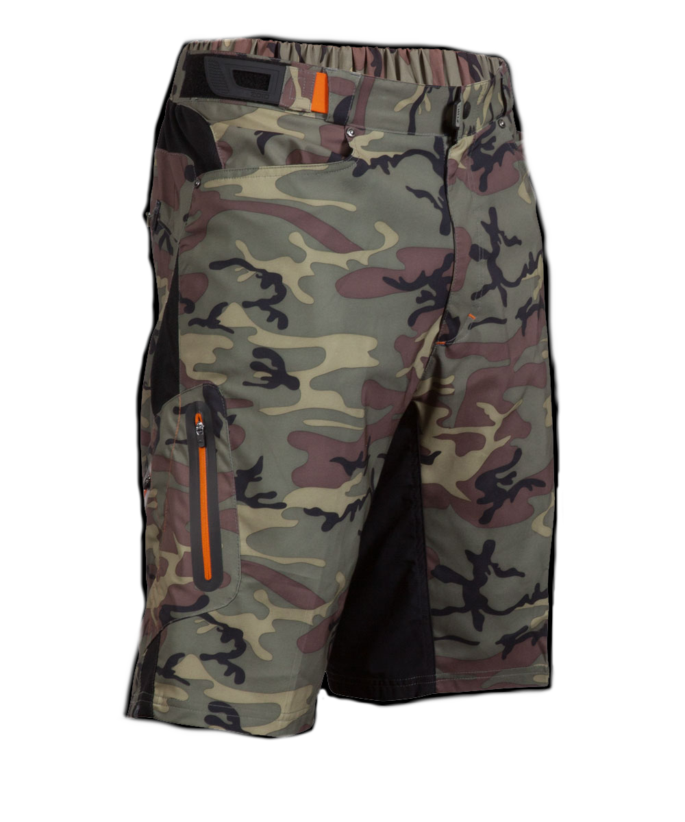child's mountain bike shorts