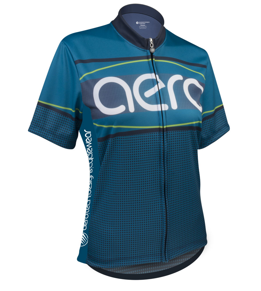 Aero Tech empress custom cycling jersey