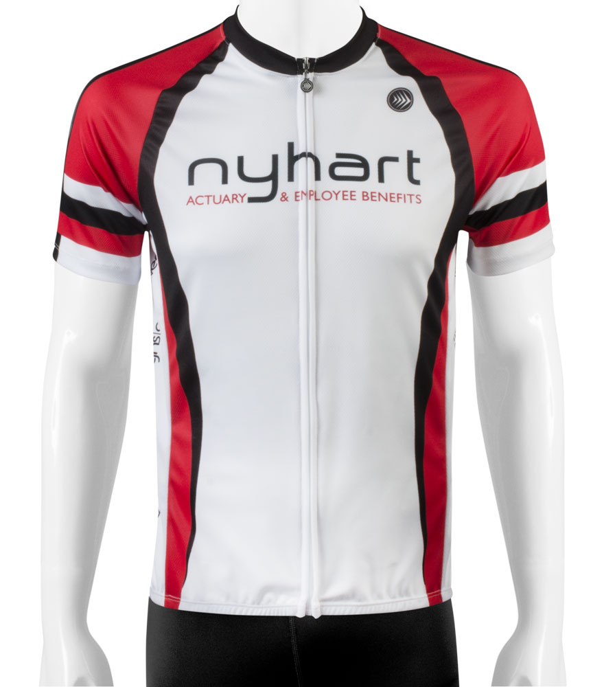 Cycling shirt design your own - Nyhart