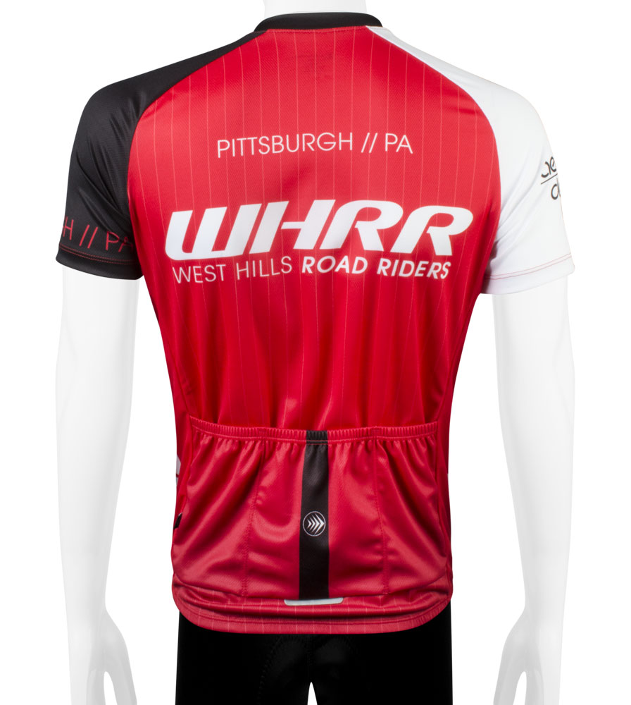 Cycling shirt design your own - West Hills Road Riders