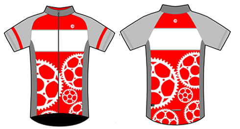 Aero tech designs semi custom sublimation product gallery for Custom cycling jersey template