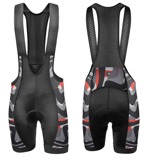 aero tech vertigo bib shorts