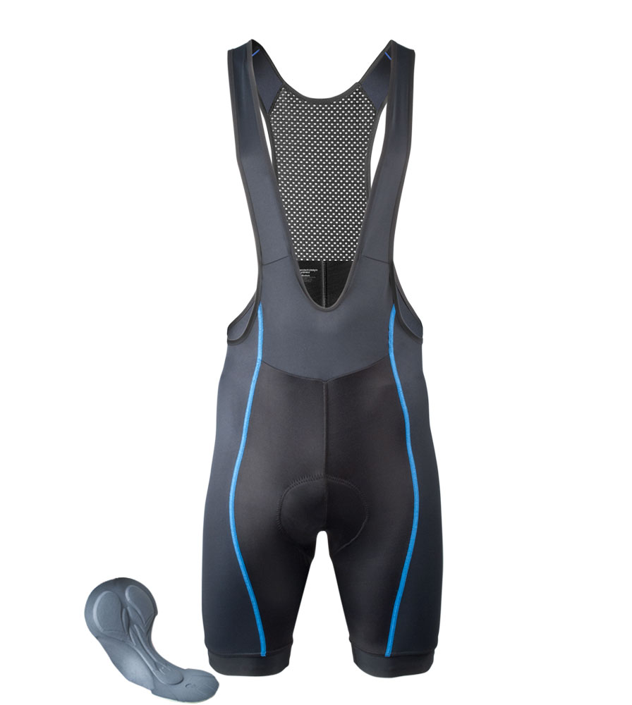 tall man's bib short from Aero Tech