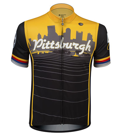 Pittsburgh Jersey Front
