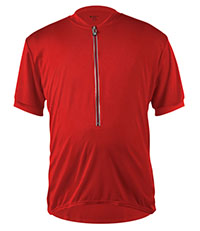 red cycling jersey for big sizes