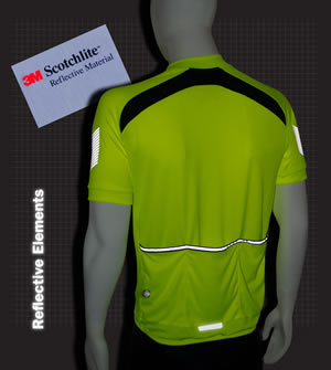 Men's Elite Coolmax Cycling Jersey