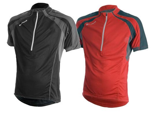 Men's Endura Hummvee Short Sleeve Cycle Shirt