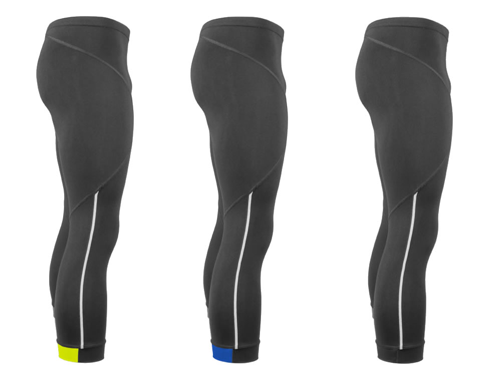 Men's cycle knicker has three colorways
