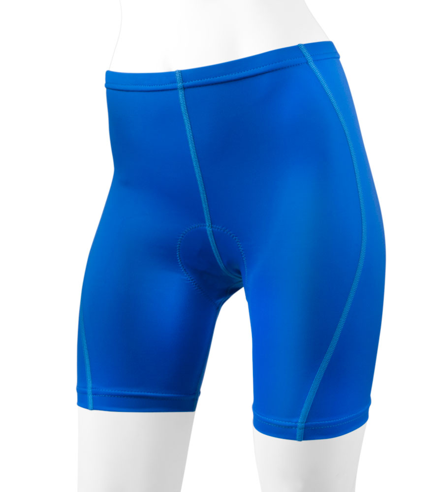 aerotech royal blue shorts