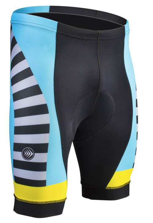 front view of aero modern cycle short