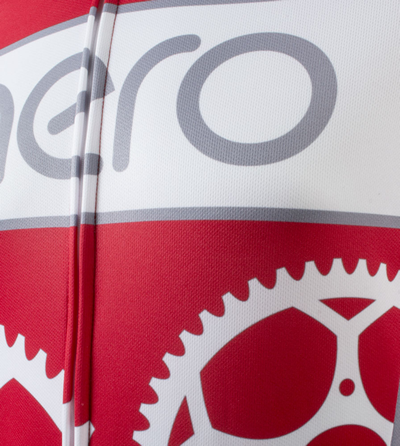 Aero Tech Sprocket zipper