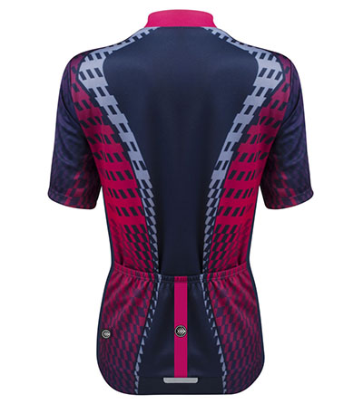 Power Tread Women's Jersey Back