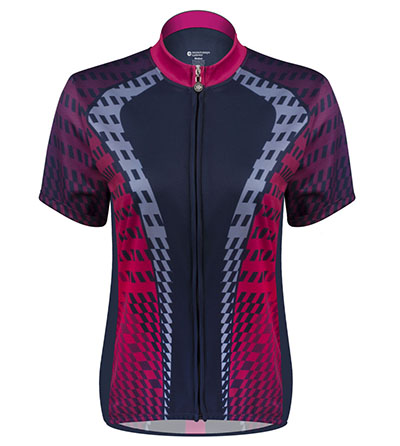 Power Tread Women's JerseyFront