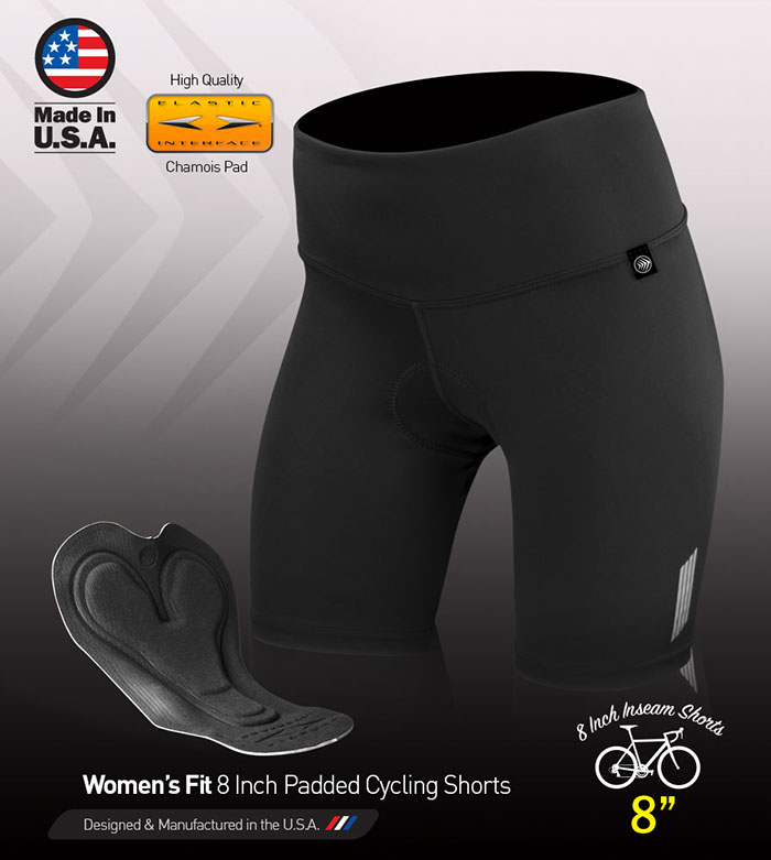 Century Chamois Pad for long distance cyclists
