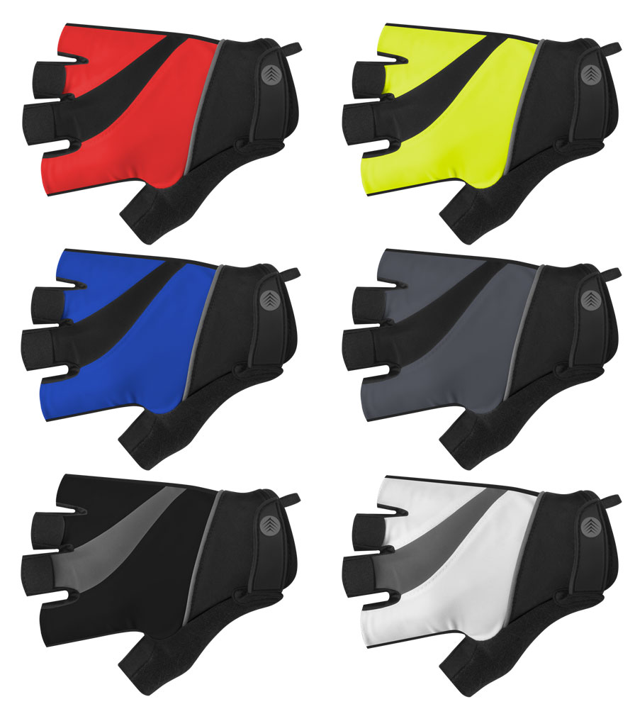 Bike Gloves Variety of Colors