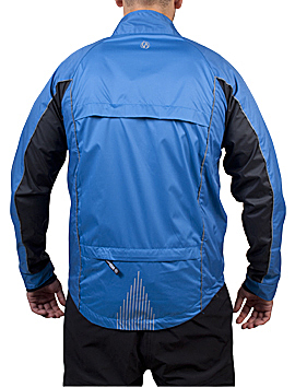 aero tech cycling jacket