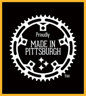 Proudly Made In Pittsburgh Seal