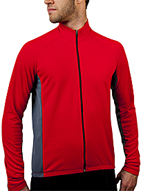 Red Long Sleeve Jersey