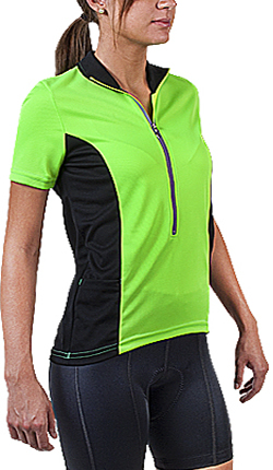 womens specific Neon green