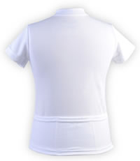 white youth jersey back pockets