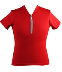 red youth jersey