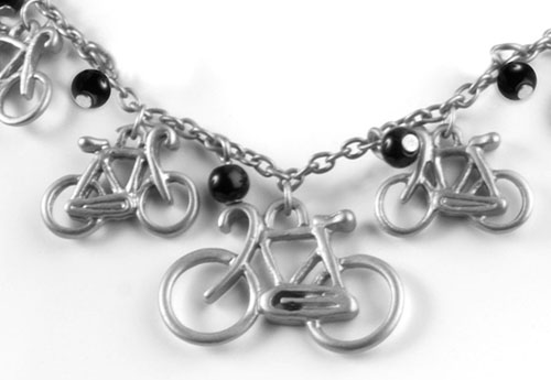 Detail of Bike Charms