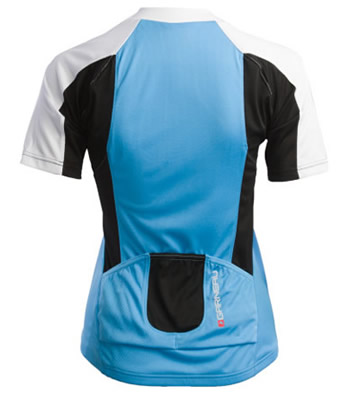 blue breeze bike jersey
