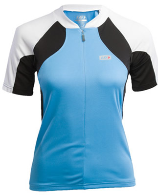 blue biking jersey breeze
