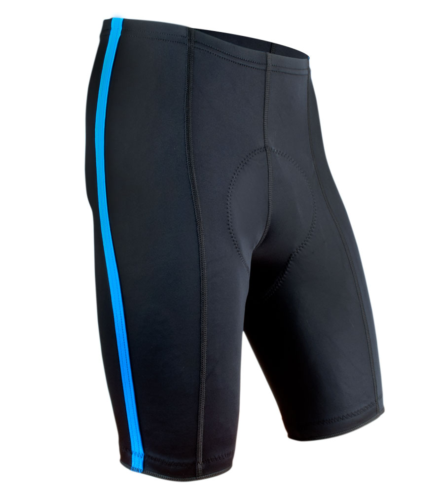 Aero Tech Black P. Bike Short