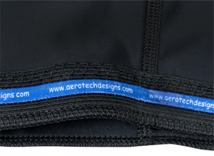 gripper elastic for bike shorts