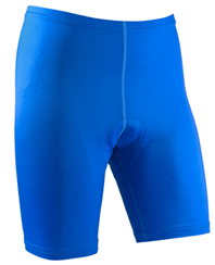 royal blue cycle short