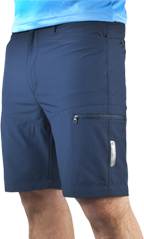 ATD Mens Unpadded Multi-Short back
