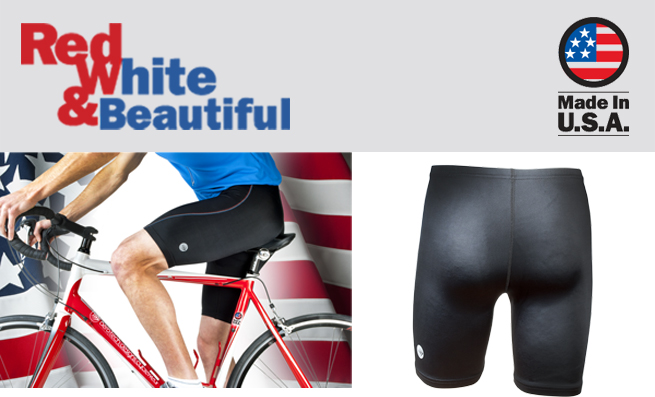 Aero Tech All American Bike Short
