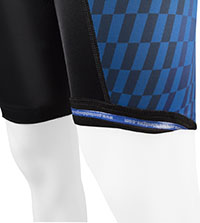 Elastic Leg Grippers Keep Shorts In Place