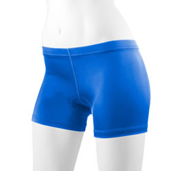 royal blue padded spanky