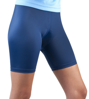 navy blue biking short