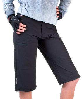 ATD Womens Commuter Pedal Pushers Cycling knicker